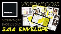 VIDEO MODELISTA No0025 - SAIA ENVELOPE