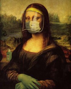 Aesthetic Drawing, Aesthetic Art, Funny Profile Pictures, Funny Pictures, Mona Lisa Drawing, La Madone, Mona Lisa Parody, Mona Lisa Smile, Art Jokes