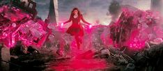 Scarlet Witch, Ariana Grande Red Hair, Avengers, Wanda And Vision, Golden Heart, You Take, Marvel Dc, Fantasy, Madness