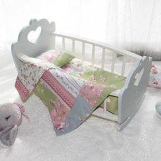 изделие ручной работы, предмет интерьера, игрушки, интерьерные украшения,кроватка, кроватка-качалка, люлька, детские игрушки, для детей, по