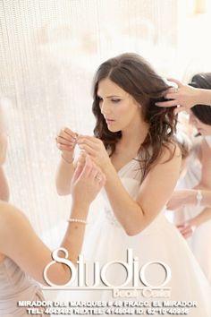 Novia maquillaje peinado Querétaro Qro México STUDIO Beauty Center
