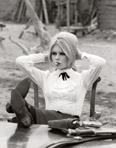 A photo reel of the beautiful French actress who took over the entertainment industry of the 1950′s and 60′s; The bombshell icon, Brigitte Bardot. Click to view more of Brigitte Bardot's curve-embracing style.