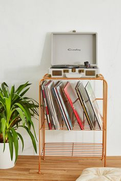 Shop Melanie Vinyl Record Stand at Urban Outfitters today. We carry all the latest styles, colours and brands for you to choose from right here.