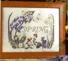 Grafico Quadro Primavera