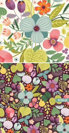 Gentle Bloom . . . Helen Dardik