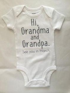 Pregnancy Announcement Idea- Pregnancy Reveal - baby reveal - Personalized babyl - personalized pregnancy reveal -CUSTOM AVAILABLE #pregnancyannouncementshirts,