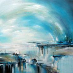 "Saatchi Art Artist Alison Johnson; Painting, ""Fractured Journey sold"" #art"