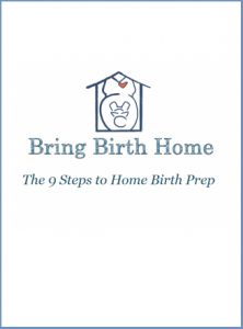 Physician chooses homebirth