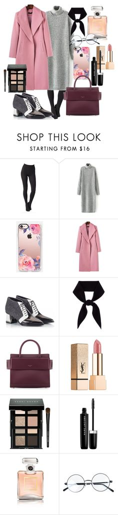 """""""PG"""" by xxelectre on Polyvore featuring moda, Casetify, Alberto Guardiani, Chloé, Givenchy, Yves Saint Laurent, Bobbi Brown Cosmetics, Marc Jacobs e Chanel"""