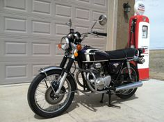 1973 Honda CB350G  350cc Twin with 5 speed transmission and front disc brake