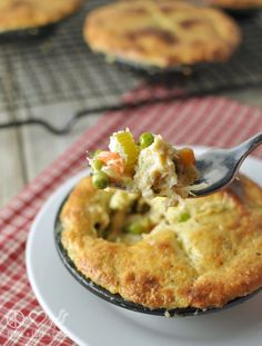 Chicken Pot Pie - Low Carb and Gluten Free   Peace Love and Low Carb