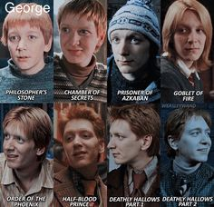 Oliver Phelps, Phelps Twins, Weasley Twins, Half Blood, Deathly Hallows, Prison, Harry Potter, Husband