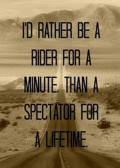 I'd rather be a rider... |www.rumbleON.com #rumbleON #Ready2Rumble #RuleTheRide