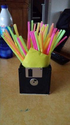 Support en disquettes