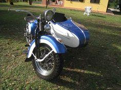 HD Wla Sidecar