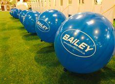 Bailey balloons blown up ready for when the show opens. Bristol, Fun Activities, Balloons, Short I Activities, Fun Crafts, Balloon, Hot Air Balloons