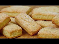 - YouTube Vegan Baking, Bread Baking, Italian Lemon Cookies, Our Daily Bread, No Bake Treats, Special Recipes, Macaron, Cornbread, Sweet Recipes