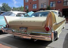 "I am in ""FIN-LOVE!""  -- 1958 Plymouth Fury"