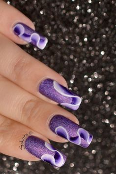 NAIL ART ONE STROKE RUBAN 6