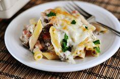 Mel's Kitchen Cafe | Delicious Greek Pastitsio {Casserole-Style}