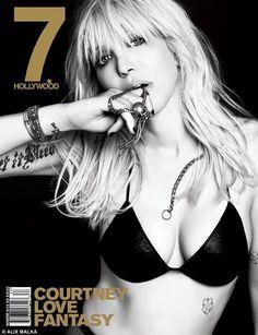 Courtney Love, 7Hollywood
