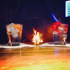 Vora la llar de foc... 2#GinTonic