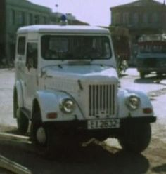 ARO M-461 C Greece 60s Police Cars, Jeeps, Cars And Motorcycles, Greece, Trucks, Retro, Vehicles, Motorbikes, Europe