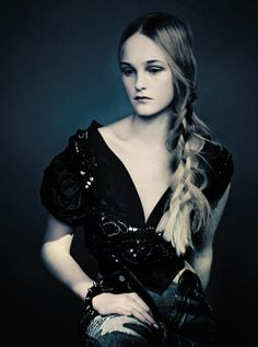 """before you kill us all: EDITORIAL Vogue Italia March 2014 """"The Ultimate Black"""" Feat. Jean Campbell by Paolo Roversi"""