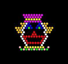 24 best lite brite patterns images on pinterest lite brite free elephant circus wagon ringleader 2 clowns elephant acrobats circus wagon fortune teller craft thingslite britefortune maxwellsz