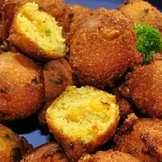 ... Pinterest | Hush puppies, Baked hush puppies and Hush puppies recipe