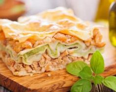 Lasagnes minceur saumon-courgettes sans sel : http://www.fourchette-et-bikini.fr/recettes/recettes-minceur/lasagnes-minceur-saumon-courgettes-sans-sel.html