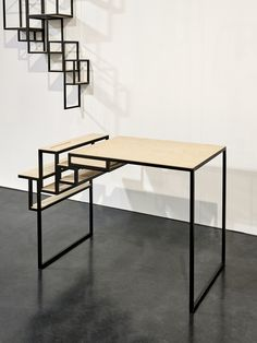 Jointed desk -2014 - Filip Janssens copy right - all rights reserved