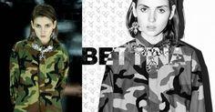 BETTINA FALL/WINTER 12/13 Military Jacket, Editorial, Fall Winter, Fashion, Moda, Field Jacket, Fashion Styles, Military Jackets, Fashion Illustrations