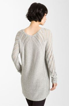 Helmut Lang 'Inherent Texture' Knit Sweater | Nordstrom