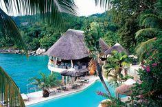 Sunset Beach Hotel, Mahe, Seychelles