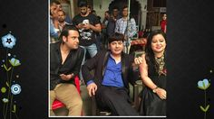 Comedy Nights Bachao Taaza In Action Behind The Scenes with Taaza Heros ...