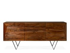 Sideboard, Mid-century style in rosewood
