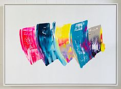 Paul Schrader #4, 140x100 cm, Acryl auf Canvas