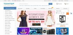 Want big shopping of different products at one place? Go with TomTop the China's wholesale online store.This fast growing company provides electronics products, fashion apparels, home & kitchen-appliances and so much at low cost. The company provides Best TomTop's Deals at cheap cost by applying TomTop Latest Coupons Codes. TomTop's Discount Coupons are available at PromoOcodes.com.