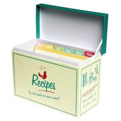 Racipe box...#recipebox #recipeboxes #recipeboxmx #recipeboxit #recipebox_101 #recipeboxdesigns #recipeboxworthy #recipeboxdelivery #recipeboxcafe #recipebox