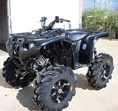 Four Wheeler Lift Kits Kawasaki