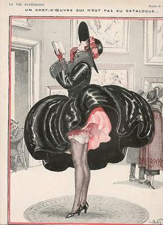 Miss Meadows' Pearls: La Vie Parisienne. Precedes the infamous Marilyn Monroe air grate photo.