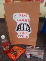 dental teeth gum lesson for classroom