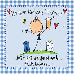 Juicy Lucy Designs Happy Birthday!