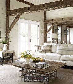 2 Интерьеры гостиной в стиле прованс, дизайн интерьера гостиной стиль прованс,  Интерьеры гостиной в