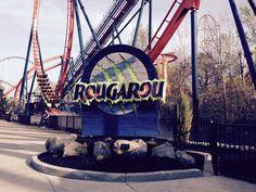 Rougarou, Cedar Point's new floorless coaster