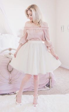 JLC brings you in this post, Outfit Planning Tips plus lovely feminine picked pieces from the latest Nordstrom shopping haul. Pastel Fashion, Kawaii Fashion, Girly Girl Outfits, Cute Outfits, Style Pastel, Look Rose, Mode Kawaii, Pastel Outfit, Grunge Goth