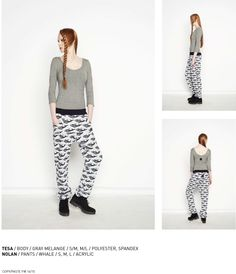 nenukko.com #whale #patterned #pants #snowboard #set