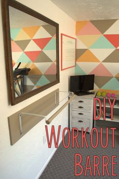 DIY workout bar