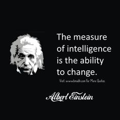 Famous Intelligence Quotes - Inspirational Quotes On Intelligence #AlbertEinstein